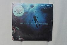 Snowpony Sea Shanties for spaceships Ltd double CD My Bloody Valentine Stereolab