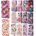 For Samsung Galaxy J3 2018 Premium Leather Wallet Case Pouch Flip Phone Cover
