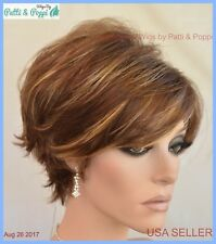 Avery Estetica Classique Synthetic Short Wig Clr RMCaramel Kiss *MAKE BEST OFFER