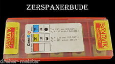 10 Wendeplatten N331.1A-115008M-PM 4040 P40  SANDVIK ovp