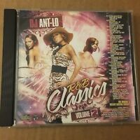 DJ ANT LO R&B Classics #2 RNB Mixtape Classic 90's 1990's Throwback MIx CD
