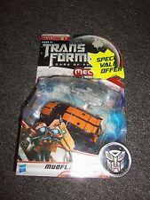 2010 Hasbro Transformers Dark of the Moon Mudflap NEW