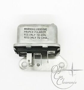 1968-1969 Lincoln Continental Automatic Headlight Dimmer Relay (C8VY13A025A)