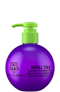 NEW!!! BED HEAD TIGI SMALL TALK HAIR THICKIFIER STYLER ENERGIZER 4.2 OZ THICKEN