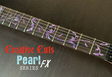 Tree Of Life Ibanez Jem Purple PEARL DOTBUSTER Vinyl Inlay Decals for ANY GUITAR