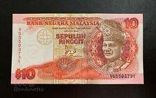 Malaysia - 6th $10 | AU like new ( Angpow Money )