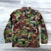 Vans FULLERTON Camo Men's Jacket Size Medium