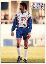 Chris Kamara Luton Town #281 Pro Set Football 1991-2 Trade Card (C364)