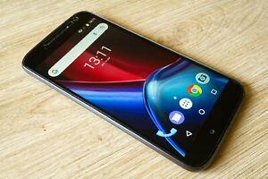 Motorola Moto G 4th Generation XT1622 16GB - Black (Tesco Mobile)