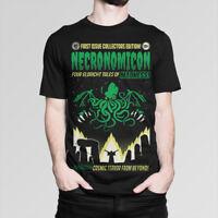 H. P. Lovecraft, Necronomicon  Classic T-shirt, Men's Women's All sizes