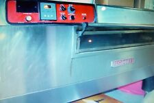 PIZZA OVEN, GAS,  220 V. MOTOR , 1 DK, MT-70PH  CONVEYOR, 900 ITEMS ON E BAY