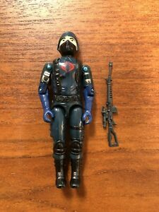 Vintage GI Joe ARAH Action Figure Cobra Soldier w/Accessories 1983