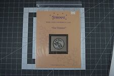Stardust Tree Trimmers Christmas  Counted Cross Stitch Pattern NIP 1999