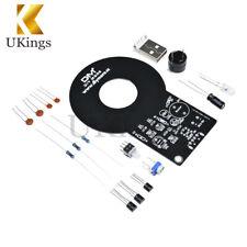 KIT FAI DA TE METAL DETECTOR Kit Elettronica Kit DC 3V-5V 60mm sensore senza contatto Board