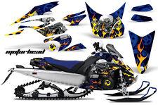 AMR RACING SNOWMOBILE DECAL SNOW SLED GRAPHIC KIT YAMAHA FX NYTRO 08-12 MHU