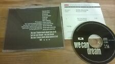CD Pop Mark Williams - We Can Dream (2 Song) MCD POLYDOR +presskit