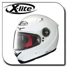 CASCO INTEGRALE HELMET X-LITE X-802R FIBRA START BIANCO MIS.XL COL.011