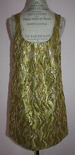 NWT RARE Womens J.Crew Metallic Jacquard Zoey Dress Size 6 - Sold Out!