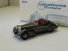 Lansdowne Models 1939 Lagonda V12 Rapide Drophead Coupe (Gunmetal Grey) 1:43 78