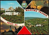 AA0124 Taranto - Provincia - Saluti da Martina Franca - Vedute