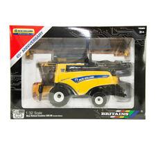 43270 BRITAINS NEW HOLLAND COMBINE CR9.90 1:32 Scale Die-Cast Farm Model Age 3+