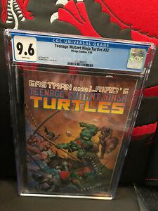 Teenage Mutant Ninja Turtles #33 cgc 9.6 WP