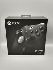 NEW Microsoft XBOX Elite Series 2 XBOX One Wireless Controller - Black