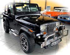 *INBEGRIFF FÜR FREIHEIT* Jeep Wrangler YJ 2.5 SUV Cabriolet Oldtimer Museum