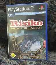 Play Station 2 Spiel PS2 Risiko - Die Weltherrschaft + Anleitung