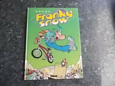 belle reedition franky snow frime controle