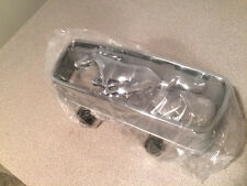 1966 Mustang Grille Ornament - Horse and Corral - w/o Fog Lamps