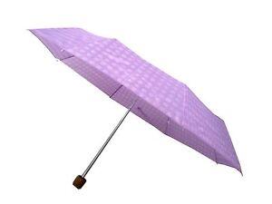 Compact Folding Polka Dot umbrella, Small folding umbrella, Polka dot umbrella