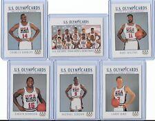 1992 US OLYMPIC DREAM TEAM (11) CARD SET W/ MICHAEL JORDAN ~ MULTIPLES AVAILABLE