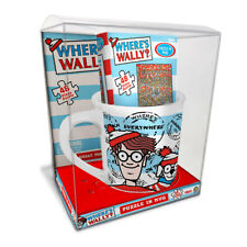 Where's Wally 48pce Puzzle Coffee Mug From Mr Toys