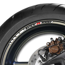 12 x SUZUKI GSXR 1000 Wheel Rim Stripe Stickers - gsx r 1000 gsxr1000 k k3 k6 k9