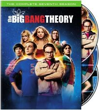 The Big Bang Theory: The Complete Seventh Season [New DVD] 3 Pack