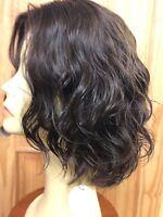 Malky Sheitel 100% European Kosher  Human Hair Wig Med  Brown  Medium