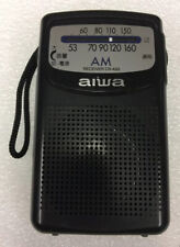 Aiwa CR-AS5 AM Portable Pocket Radio - Works Great