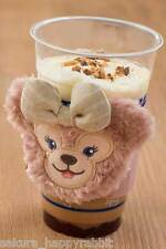 Tokyo DisneySEA ShellieMay Souvenir cup sleeve drink holder New Duffy Japan TDR
