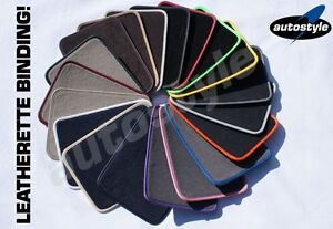 PORSCHE CAYENNE 03-09 LUXURY car mats by Autostyle P86