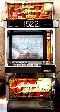 """IGT I-GAME COINLESS VIDEO SLOT MACHINE """"ANTIQUE APPRAISAL' *VEGAS SLOTS*"""