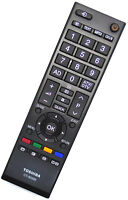 Genuine Toshiba CT-90326 TV Remote For 19AV613D 22EL833B 32AV623D 37RV635D ...
