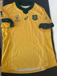 Australia Rugby National Team Shirt - Men's Size L