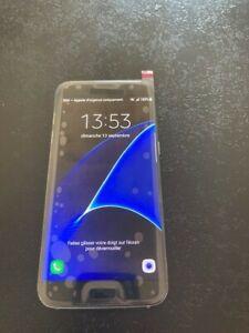 Smartphone Samsung Galaxy S7 Edge SM-G935 (Dernier Modèle) - 32 Go - Noir Onyx
