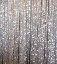 6ft*7ft Silver Sequin Backdrops, Silver Sequin Fabric, Wedding Backdrops, Ceremo
