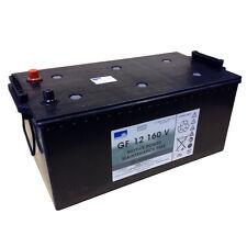 Exide GF Sunshine batteria GEL Dryfit Traction Blocchi GF12 160V