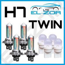 H7 XENON SUPERWEIß 55W Glühbirnen Abblendlicht 12V Scheinwerfer LED-Licht