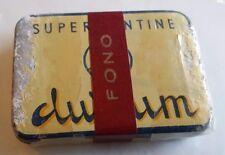 PG087 Gramophone needles SUPERPUNTINE DURIUM scatolina CON PUNTINE da grammofono