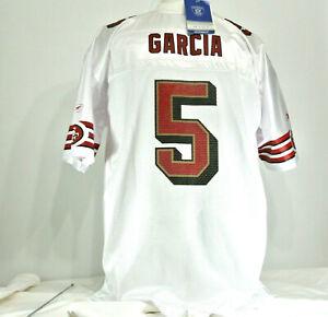 SAN FRANCISCO 49ers Jeff Garcia 2002 Reebok NFL Football Jersey Size XL 54 NWT