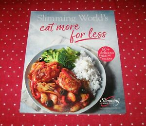 Slimming World Eat More For Less Cookbook 60 Budget Friendly Recipes!